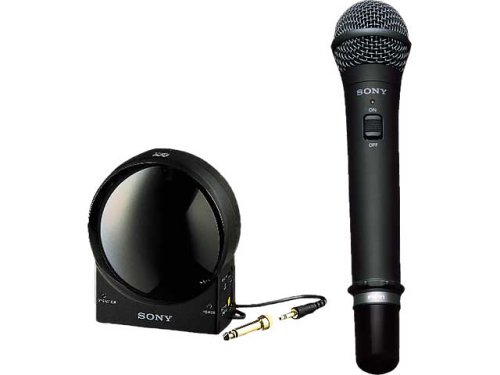 Sony Infrared Cordless Microphone System | Ifm-V1K (Japanese Import)