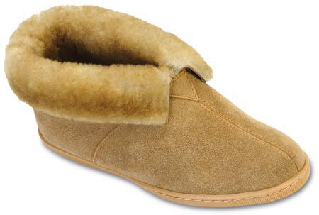 Buy Men's Minnetonka Sheepskin Ankle Boot