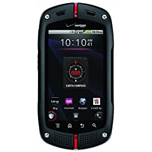 Casio G'zOne Commando Android Phone