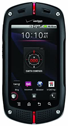 Casio G'zOne Commando Android Phone (Verizon Wireless)