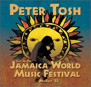 Peter Tosh Live at the Jamaican Music Fest 1982