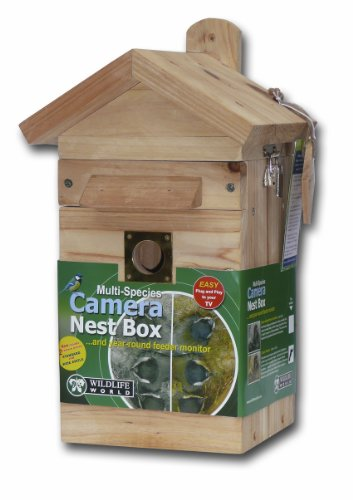 Wildlife World Colour Camera Multispecies Nestbox