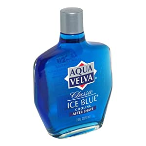 Aqua Velva Cooling After Shave, Classic Ice Blue - 7 fl oz