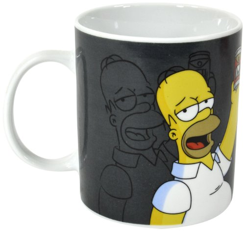"""United Labels The Simpsons - Tazza XXL  """"Woman are like beer"""""""