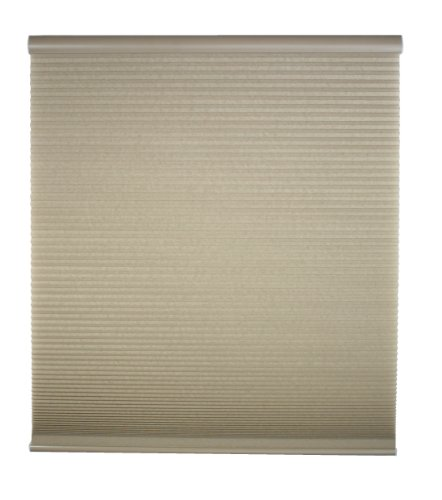 Lewis Hyman 1848796 Plantation Roll Up Exterior Window Blinds Sun Shade 96 Inch Wide By 84 Inch