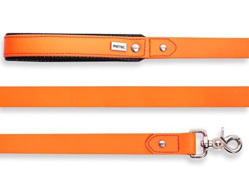 linea-guida-2m-di-pettec-fatta-di-trioflex-tm-arancione-impermeabile-guinzaglio-robusto