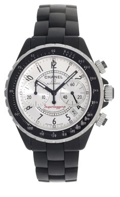 Chanel H2039 J12 Superleggera Mens Chronograph Watch from Chanel
