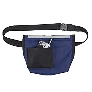 Guardian Gear Terylene Dog Training Treat Bag, Blue