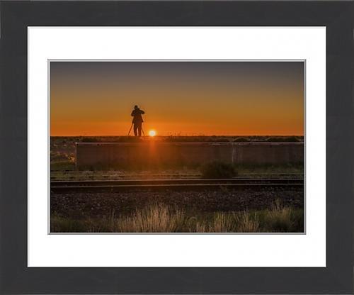 framed-print-of-sunset-at-parachilna-outback-south-australia
