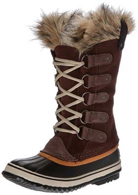 Sorel Joan of Arctic Boot - Women's Boots 5 Tobacco/Sudan Brown