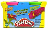 Play Doh 2 Pack Neon Colors Assorted