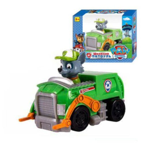 New Paw Patrol Pup Dog Racer Character Figure Kids