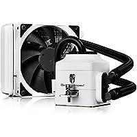 Deepcool Captain 120 EX White 120mm Fins Radiator Liquid CPU Cooler (White)