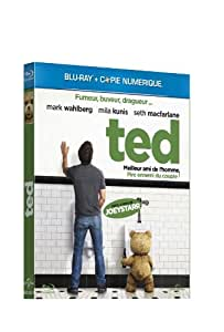 Ted [Blu-ray + Copie digitale]