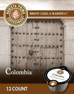 BARISTA PRIMA COLUMBIA COFFEE VUE PACK 48 COUNT