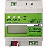 Merten KNX DALI-Gateway REG-K/1/16(64)/64/IP1, lichtgrau, MEG6725-0001