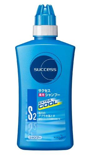 サクセス 薬用シャンプー EXC 本体 420ml