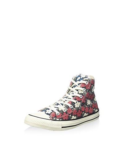 Converse Zapatillas abotinadas All Star Prem Hi Warhol Rojo / Negro