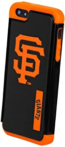Forever Collectibles San Francisco Giants Rugged Dual Hybrid Apple iPhone 5 & 5S... by Forever Collectibles