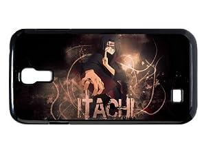 Treasure Design Naruto Itachi Funny Smartphone Samsung GalaxyS4 I9500 Durable Hard Cover Case