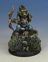 Stonehaven Dwarf Huntsman Miniature