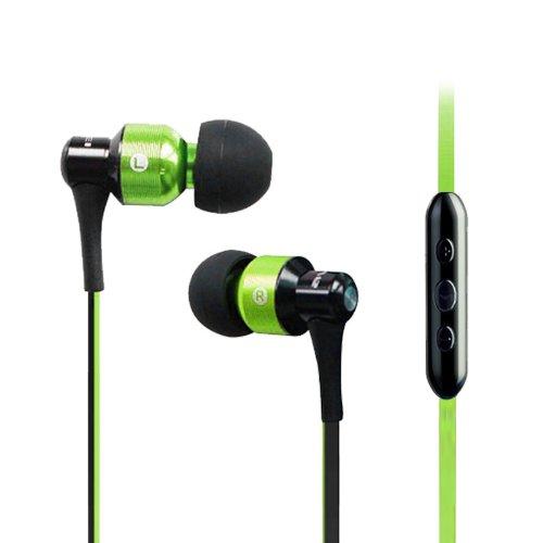 Awei S50Vi Green Smart Super Bass Stereo Headphone Headset Earphone W/Remote For Iphone/Ipad