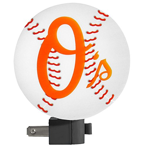 MLB Baltimore Orioles Night Light - 1