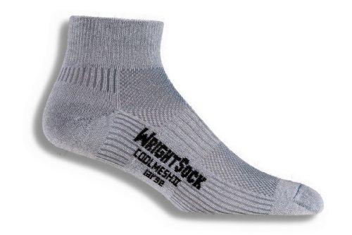 Coolmesh II - Sports / Running Sock - Quarter cut: QTR