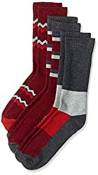 Levis Mens Socks (Pack of 3) (8904233606362_26545-0007_Free Size_Multi-Coloured (Bros-B4522 / Huafu - HC1416N / Bros-B4522))