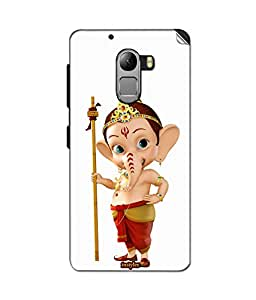 STICKER FOR LENOVO K4 NOTE BY instyler