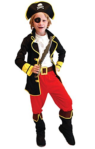 Ace Halloween Children's Kids Boys Cute Pirate Costumes