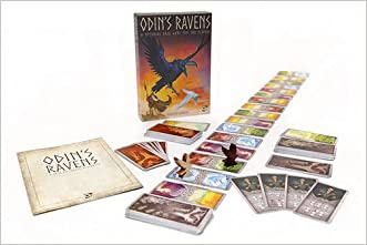 Odin's Ravens: A mythical race game for 2 players (Osprey Games)