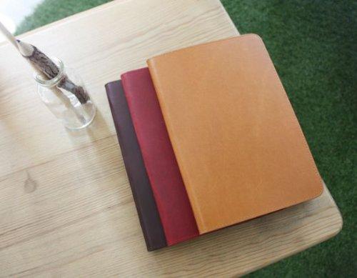 【数量限定高級本皮ケース】【日本総代理店】【製品保証付き】 Layblock iPad mini用牛本皮ケース 高級カバーFor The iPad mini:iPad Min classic series-Camel Brown