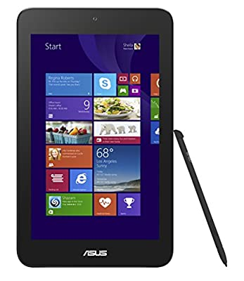 ASUS VivoTab Note 8 8-Inch Tablet (Black) with Integrated Professional Wacom Stylus