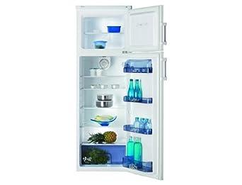 Brandt BFD1252BW Réfrigérateur 2 portes 256L Classe: A+ Blanc