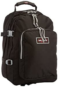 Eastpak Unisex-Adult Provider Backpack EK52036G Blackout Silver