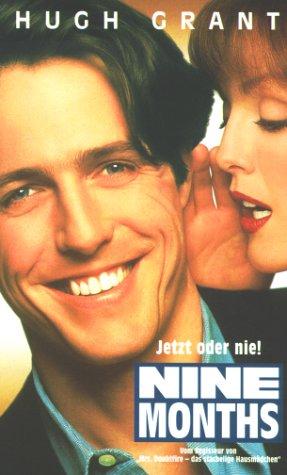 Nine Months [VHS]