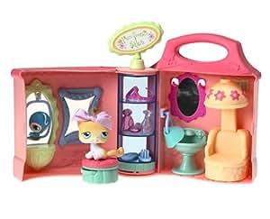 littlest pet shop purr fection salon toys games. Black Bedroom Furniture Sets. Home Design Ideas