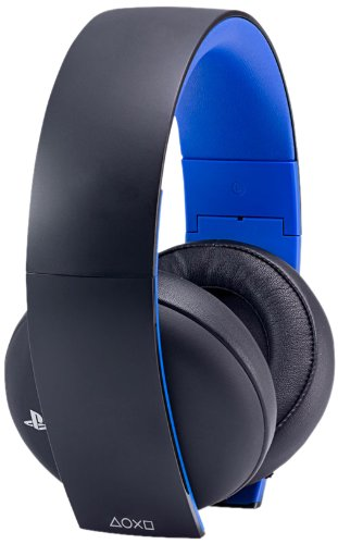 Sony Official Gold Wireless Stereo Headset (Cdn) - Ps4