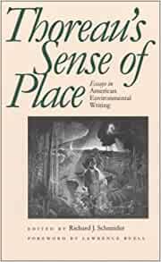 Sense of place a catalogue of essays