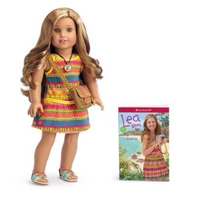 American Girl - Lea Clark - Lea Doll and Book - American Girl of 2016 by American Girl