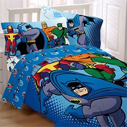 "BATMAN ""The Brave and the Bold"" Comforter"