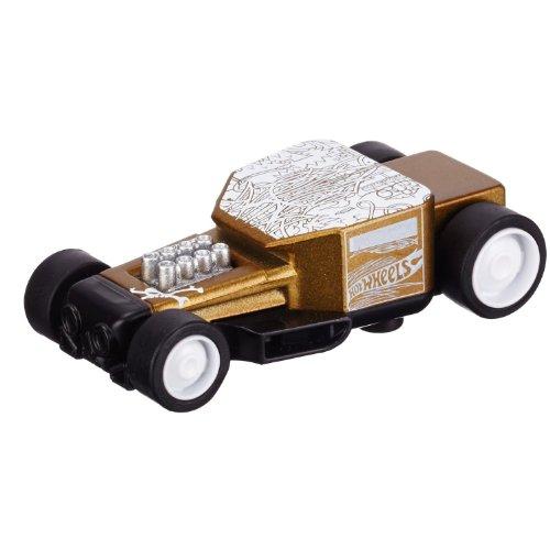 "Mattel Hot Wheels ""Bone Shaker"" Apptivity Interactive Race & Play Car for iPad - 1"