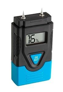 TFA 30.5502 Firewood Moisture Meter Mini Humidcheck - Black