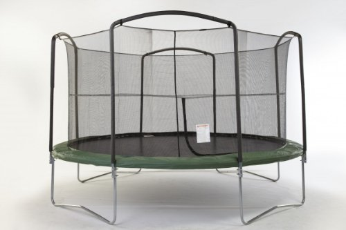 15-ft-Round-Replacement-Trampoline-Net-for-4-Arch-Enclosure-System-JumpKing-FunRing-Bazoongi