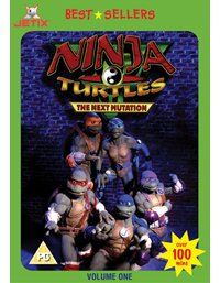 Teenage Mutant Ninja Turtles - The Next Mutation [DVD]