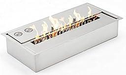 Pro Bio Ethanol Fireplace Burner Insert