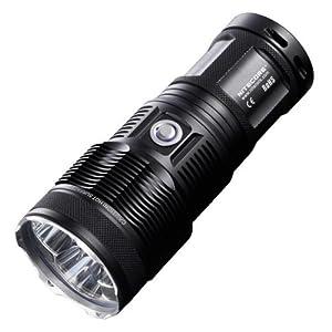 Nitecore TM15 Tiny Monster Triple Cree XML U2 LED Flashlight
