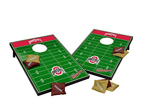 NCAA Ohio State Buckeyes Tailgate Toss Game (Ncaa Corn Hole compare prices)