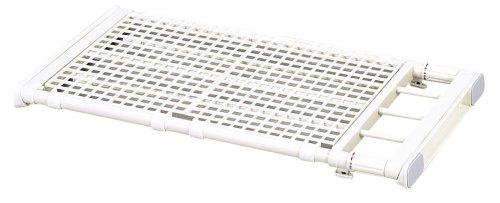 Super strong elastic wide rack (68-104 cm, 55 to 25 kg load)